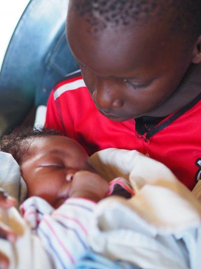 Baby James and Jaz